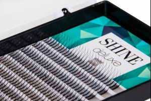 Материалы для наращивания ресниц SHINE